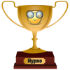 Top Award for Hypno Level (Minimum Taps)