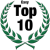 Top 10 Award for Easy Level