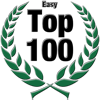 Top 100 Award for Easy Level
