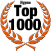 Top 1000 Award for Hypno Level