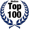 Top 100 Award for Crazy Level
