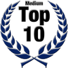Top 10 Award for Medium Level