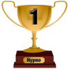 Number 1 Award for Hypno Level