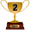 Number 2 Award for Hypno Level