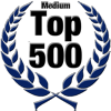 Top 500 Award for Medium Level